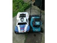 Kingmotor x2 petrol rc car 1/5 scale losi 5t*bargain as new *