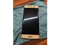 Samsung S6 Edge 32Gb Platinum Gold