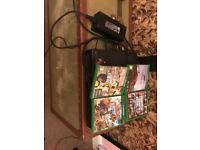 Xbox one and games bundle