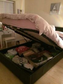 Double Bed with under bed storage