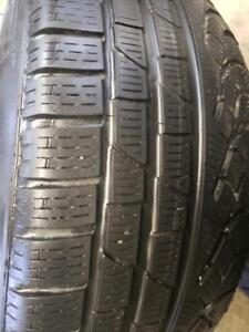 1 pirelli sottozero 225/40r18 winter tire