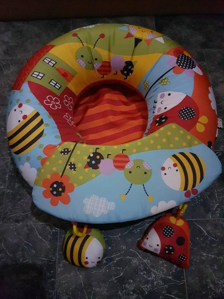 Red Kite garden gang sit me up baby ring/seat | in Bonnybridge ...