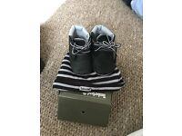Boys timerland boots