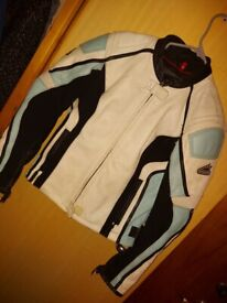 Unisex and woman motorbike clothes
