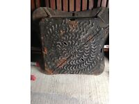 Drain Cover - Cast Iron