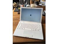 "Apple MacBook 13"" 2GHz CPU, 2 GB RAM, 120GB Hard drive Mid 2007/Late 2006"