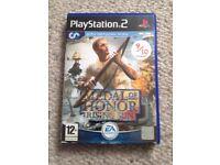 Medal Of Honor Rising Sun (PlayStation 2)