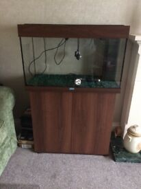 Jewel Rio 125 Fish Tank and Cabinet
