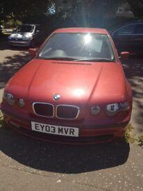 2003 BMW 316ti