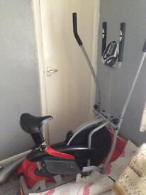 Cross trainer. (New condition)