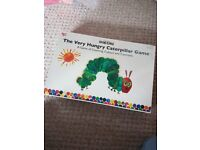 BNIB The very Hungry Caterpillar Board Game