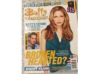 Buffy magazine