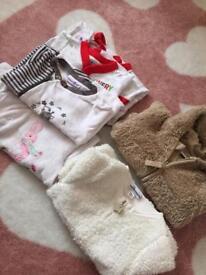 Baby girls bundle 0-3 months