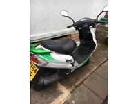 Baotian 50cc moped (Wheatley oxford)
