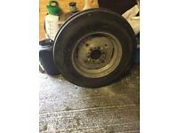 SUPREME TRACTOR TYRE FOR SALE
