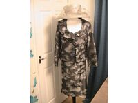 mother of the bride outfit by ispirato size 16