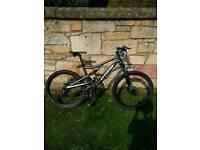 Btwin rocker rider 500s (mountain bike)