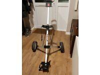 Dunlop 2-Wheel Golf Trolley