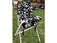 IKEA foldable high chair in good condition