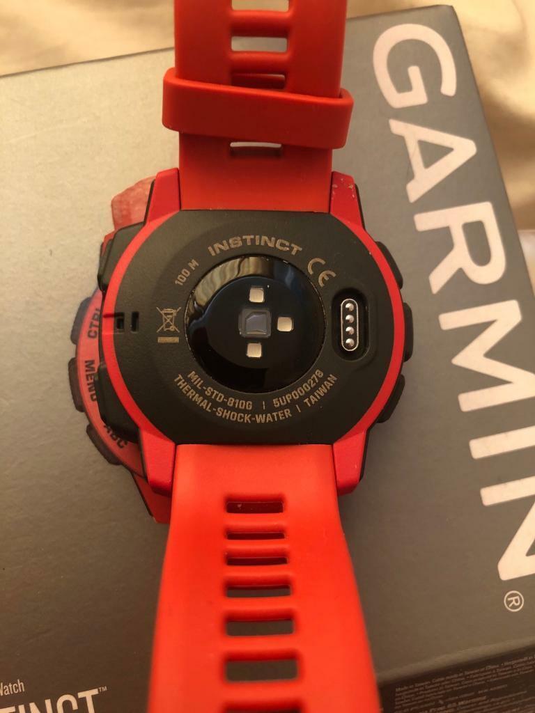 Garmin instinct GPS ABC WATCH NEW | in Truro, Cornwall | Gumtree