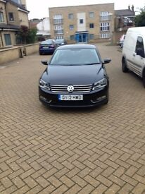 vw passat 1.6 tdi bluemotion tech 2012