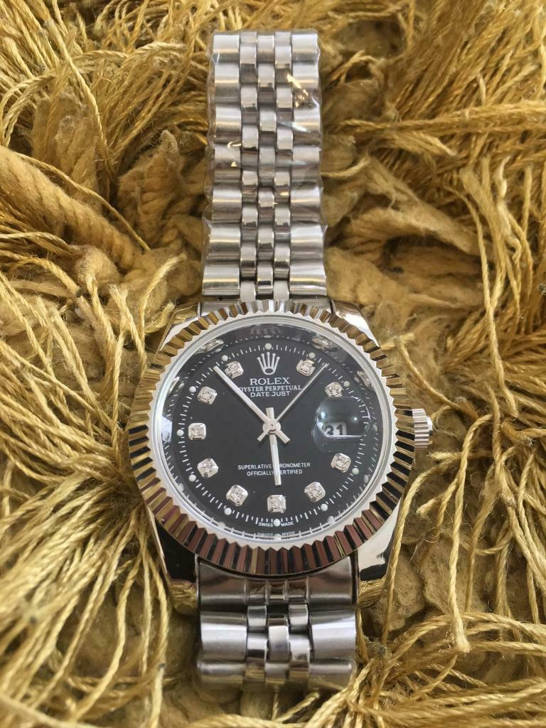 0dfa861c8b16 Men s Rolex watch. Leicester ...