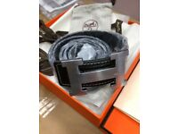 Hermes belt beautiful new with packaging