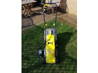 Challenger 24v Lithium battery lawnmower - new 2018 ( assembled - not used )