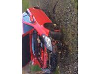 Vauxhall Astra VXR breaking