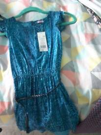 Girls dress age 9-10