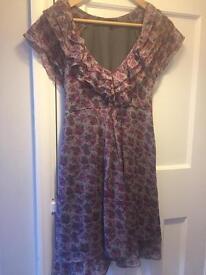 Warehouse dress - size 8