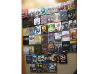 50 Blu ray and DVD films and Box Sets Game of Thrones Supranos Comedy Thrillers TV Series LOOK