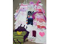 Girls 2-3 Years Bundle Of Clothes