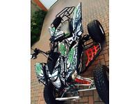 Road legal quad bike 500CC