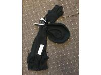 M&S brand new 1size gloves hat and scarf