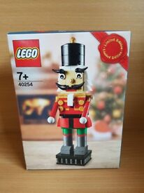 lego 40254 nut cracker