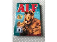 ALF (classic 80's us sitcom) season 3 5 fisc boxset ex condition region 2