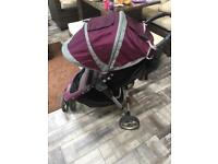 Baby jogger city mini pram/pushchair