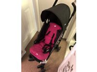 Kids pushchair, used only a couple of times, still in brand new condition, £50