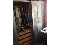 Ikea Pax Lyngdal wardrobe (2 out of 2)