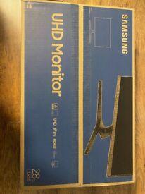 Samsung LU28R550UQRXXU 28 inch 4K UHD Widescreen LCD Monitor