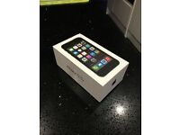 iPhone 5S Space Grey 16GB - Good condition (EE)