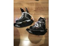 NEW EASTON SYNERGY SKATES FOR KIDS SIZE 12