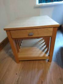Bedside / frontroom cabinet