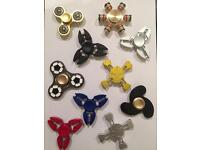 METAL FIDGET SPINNERS (hand Spinners)