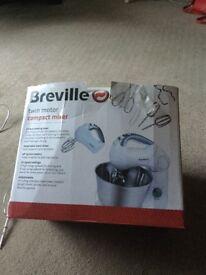 Breville twin motor food mixer