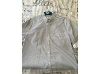 Mens shirts, various designer/named label shirts large & extra large