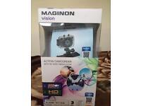 Maginon action camcorder