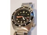 Artego LTD ED 300m divers dive automatic watch