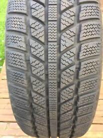 Winter tyres 195 45 16 x2